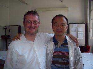 M° Malnati Pietro e Dr. Sun Junqing (Milano, giugno 2011)