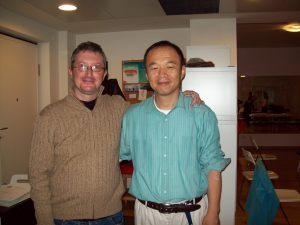 M° Malnati Pietro e Dr. Sun Junqing (Milano, ottobre 2013)
