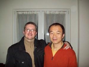M° Malnati Pietro e Dr. Sun Junqing (Milano, gennaio 2014)