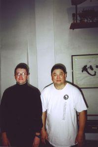 M° Malnati Pietro e M° Chin Sam (Firenze, dicembre 2007)