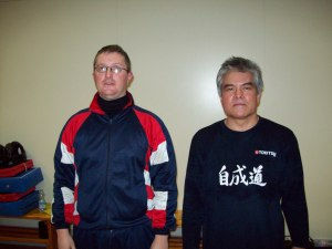 M° Malnati Pietro e M° Tokitsu Kenji (Opera, dicembre 2009)