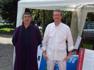 M° Lorini Walter e M° Malnati Pietro (Ballabio, settembre 2014)